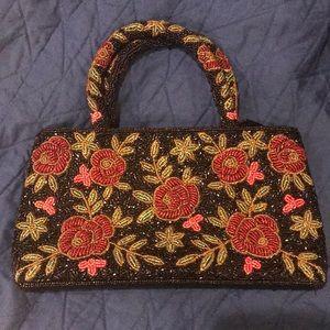 Handbags - Beaded rose evening purse 🌹🌹🌹